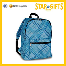 Heavy Duty Pattern Design Printed Waterproof laptop backpack bag