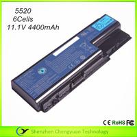 High quality 11.1v 4400mAh AS07B31 laptop battery for acer 5520 laptop battery