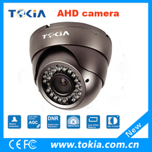 Unique Design IR Vandalproof Small Dome 720P AHD camera