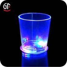 2015 New Style Advertising Gift 35ML Led Light Drinking Glass