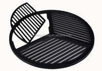 Cast iron Enamel BBQ grill