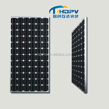 cheap solar pv panels for big projects and power plant