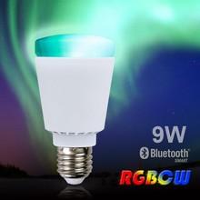 led light bulb bluetooth bulb 2014 high energy saving e27 7w led lighting bulb