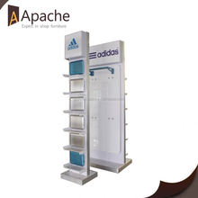 Great durability movable dolls hanging paper display stand
