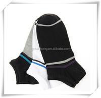Sexy women cotton black sports sock