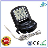 Oven temperature meter,thermometer for furnace
