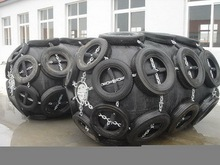JINZHENG Brand Excellent CCS/ABS certificate marine rubber fender covers for boats