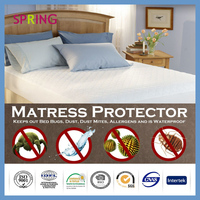 Hospital Incontinence Bed Mattress Cover/ Encasement/ Pad & bed sheets