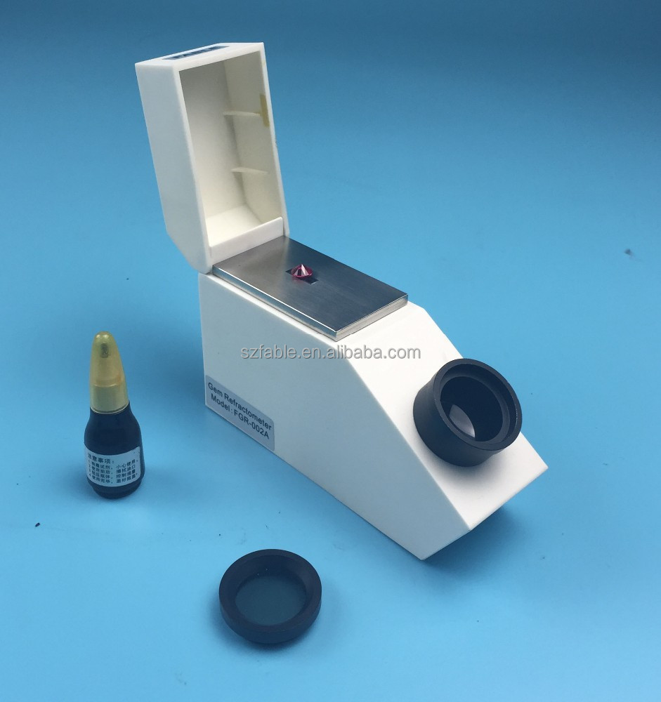professional gem refractometer for gemstone testing buy