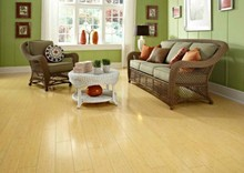 Chinese factory provided horizontal bamboo floor stained color for indoor finishing