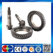 Sprial / straight bevel gears