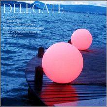 Designer antique flashing hanging led balls