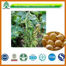 Good Quality Factory Supply Natural Soy Isoflavones or Soybean Extract