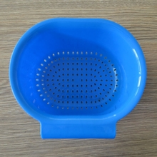 N53 food grade mesh type plastic basket for vegetable market
