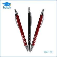 Office & School customized pen printed pens metal push metal ball pen