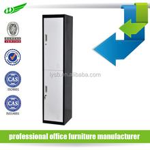 Luoyang Furniture used 2 door steel locker cheap gym metal locker