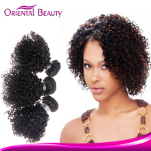 Natural js beauty hair extensions, short curly brazilian hair extensions, brazilian italian weave human hair extension