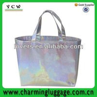 Cheap pp laminated non woven bag/shoppig tote bag
