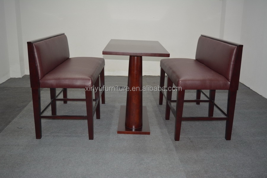 banquet booth sofa seat with dining table xyn1299 buy