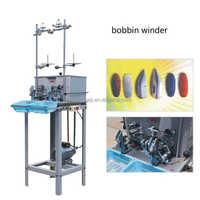 YUXING automatic bobbin winder , thread winding machinery , electric motor wind machine