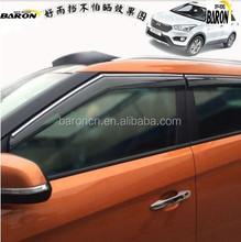 car window sun visor for Hyundai IX35 IX25