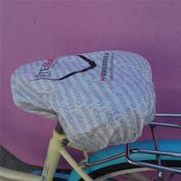 Waterproof Plastic Bike Seat Covers