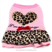 Brand Pet luxury Dog Dress For Winter, Girl Dog Winter Coat For Small Dog ,Pet Clothing For Dog