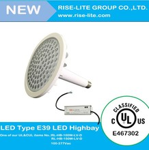 2013 100W E39 LED High Bay CE,RoHS,industrial pendant lighting e39 led high bay UL CUL E39 E40 LED High Bay Light led high bay