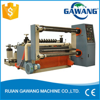 Stable Function Laminated Paper Rewinders CIQ Certification