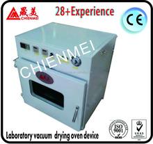 Portátil pequeño vacío de laboratorio horno de secado dispositivo