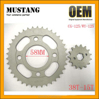 Motorcycle Front Sprocket OEM Motorcycle Parts Chains and Sprockets