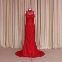 Pretty gathers stunning red and cream wedding dresses