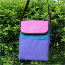wholesale long strap cell phone laptop shoulder bag for girl