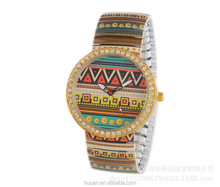 Good price and good looking fashion printing quartz Watches
