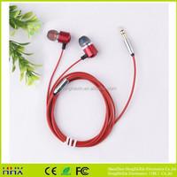 Hot sale factory price metal earphone wholesale earphone & headphone