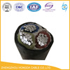 XLPE insualted aluminium stranded conductor electrical cables