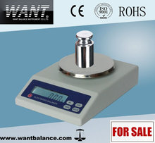 2kg 0.01g precision digital scale animal move function