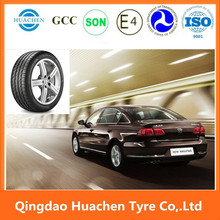 High quality Car tyre made in China with excellent grip on wet and dry roads, Economical and Slience, approved by DOT/ECE/GCC...