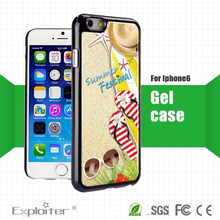 Shenzhen Exploiter cell phone accessory epoxy cell phone cover