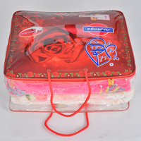 PLASTIC PVC WIRE BAG FOR QULITS PACKAGING