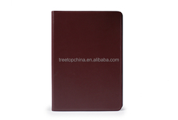 Genuine leather case for iPad air