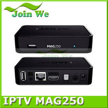 Linux MAG 250 with Europe IPTV MAG250 MAG 254, can with IPTV account too