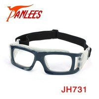 GuangZhou Online Buying Small Custom Plastic Protective Glasses High Impact Basketball for Ball Game Player Goggles