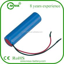 18650 lipo4 battery 3.2v 1100mah lifepo4 18650 1.1ah battery