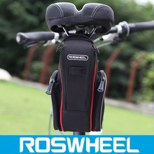 High Quality Saddle Pouch Rear Seat Bicycle Bag Waterproof 13890 genuine leather saddle bag