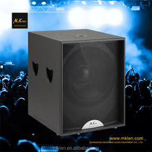 Trade assurance, 15 inch passive subwoofer