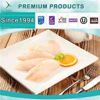 Customized Premium IQF Frozen Pacific COD Portions