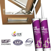 neutral rtv cure construction window adhesives and sealant