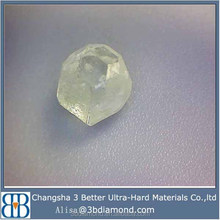 white rough diamond/ CVD white diamond