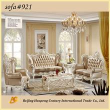 popular antique luxury hotel sofa